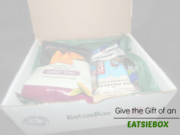 Give the Gift of an EatsieBox – They Put the U in YUM!