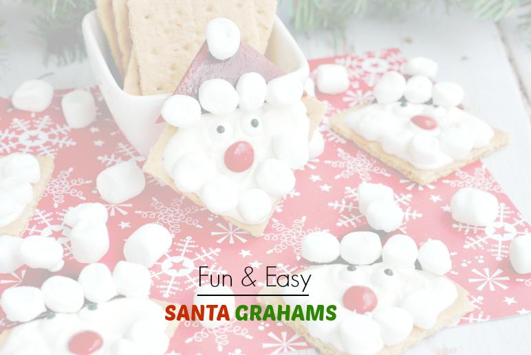 Fun & Easy Santa Grahams
