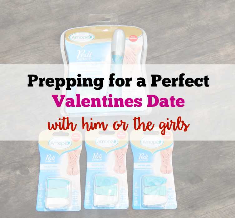 Prepping for a Perfect Valentines Date with him or the Girls