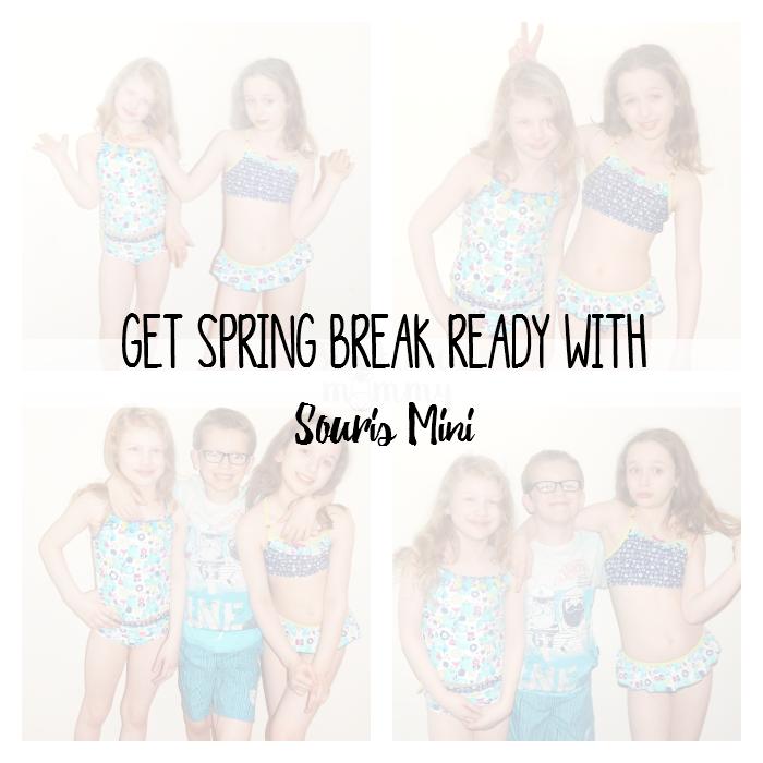 Get Spring Break Ready With Souris Mini