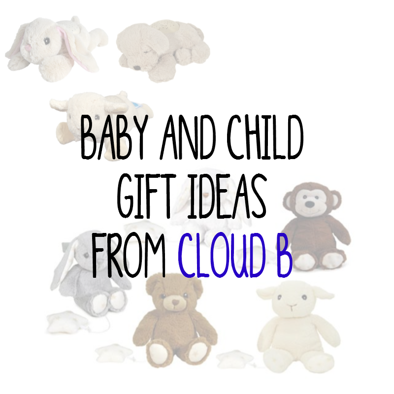 Baby and Child Gift Ideas from Cloud B