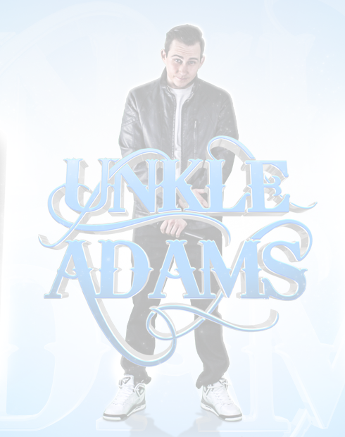 "Meet Curtis Adams AKA ""Unkle Adams"""