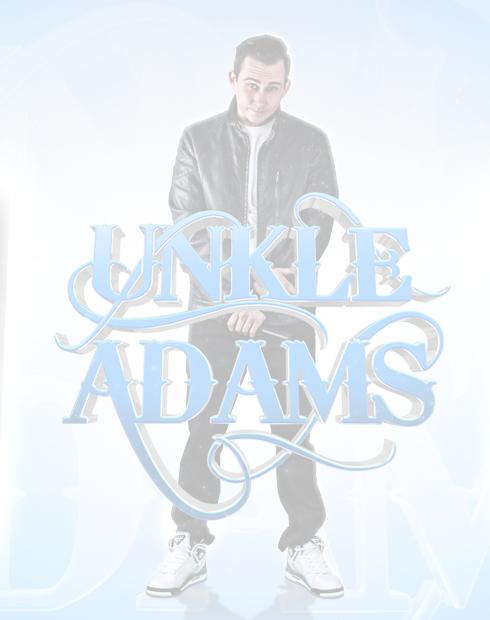 "Meet Curtis Adams AKA ""Unkle Adams"""
