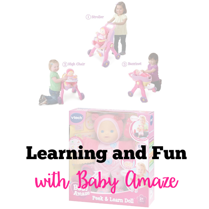 Learning and Fun with Baby Amaze