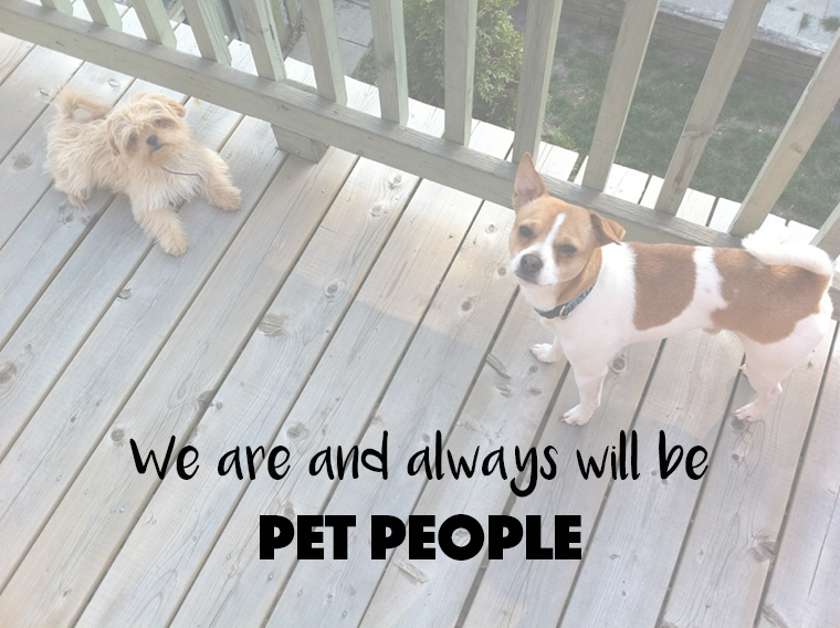 We Will Always Be Pet People + GIVEAWAY! #PurinaPetPeople #BrightMind