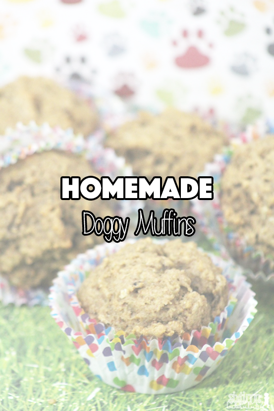 Homemade Doggy Muffins