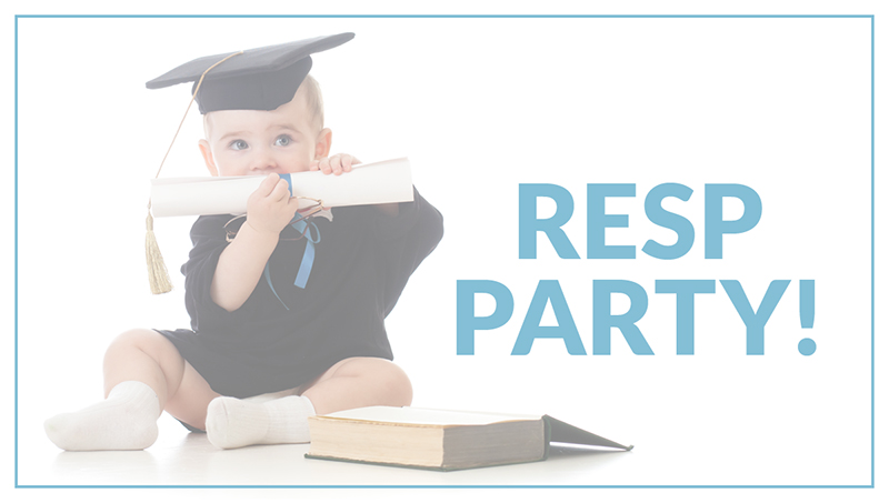 Join the #letstalkRESPs Twitter Party