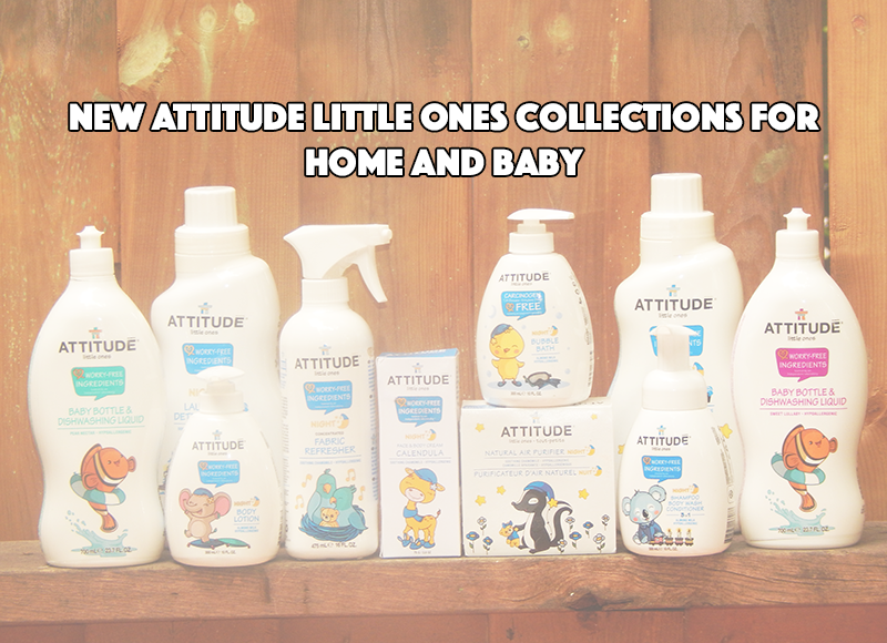 New ATTITUDE Little Ones Collections for Home and Baby