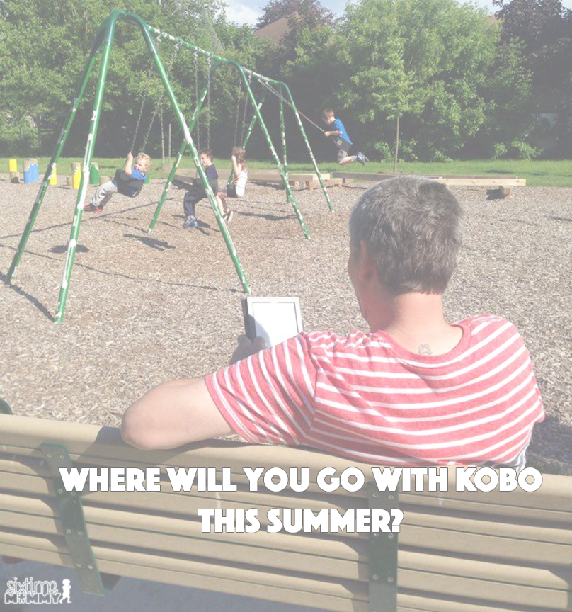 Where Will You Go With Kobo This Summer? #OpenUpKobo