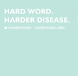 Spreading the Word – June is Scleroderma Awareness Month #HardWord