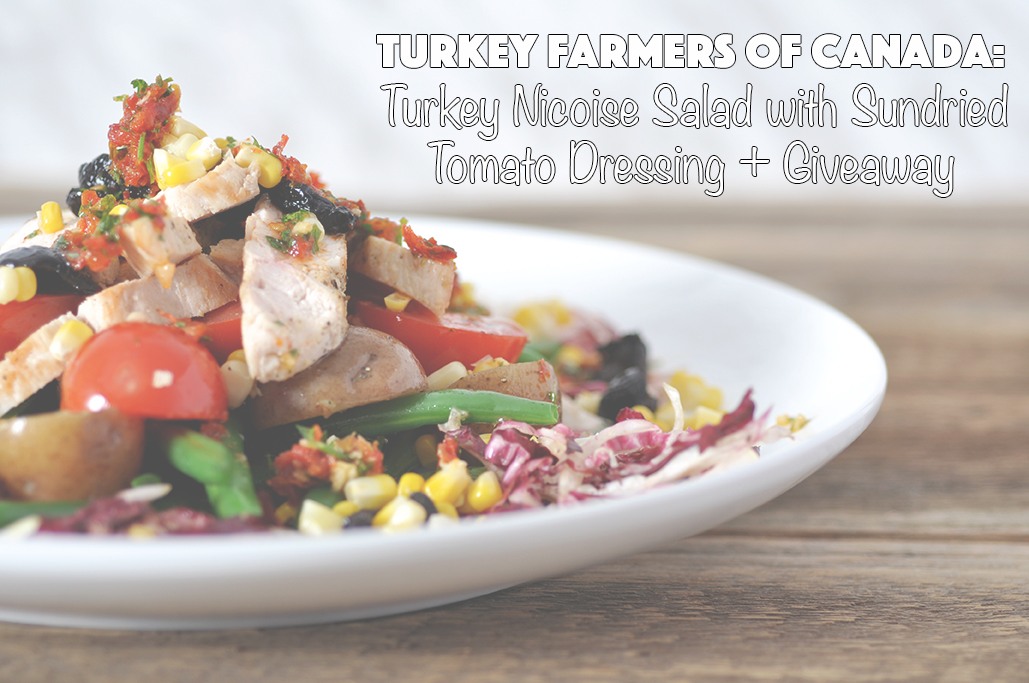 Turkey Farmers of Canada New Look + a Fresh Turkey Recipe & Giveaway
