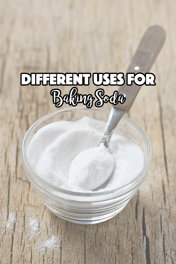 Different Uses for Baking Soda