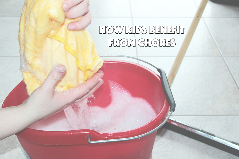 How Kids Benefit from Chores