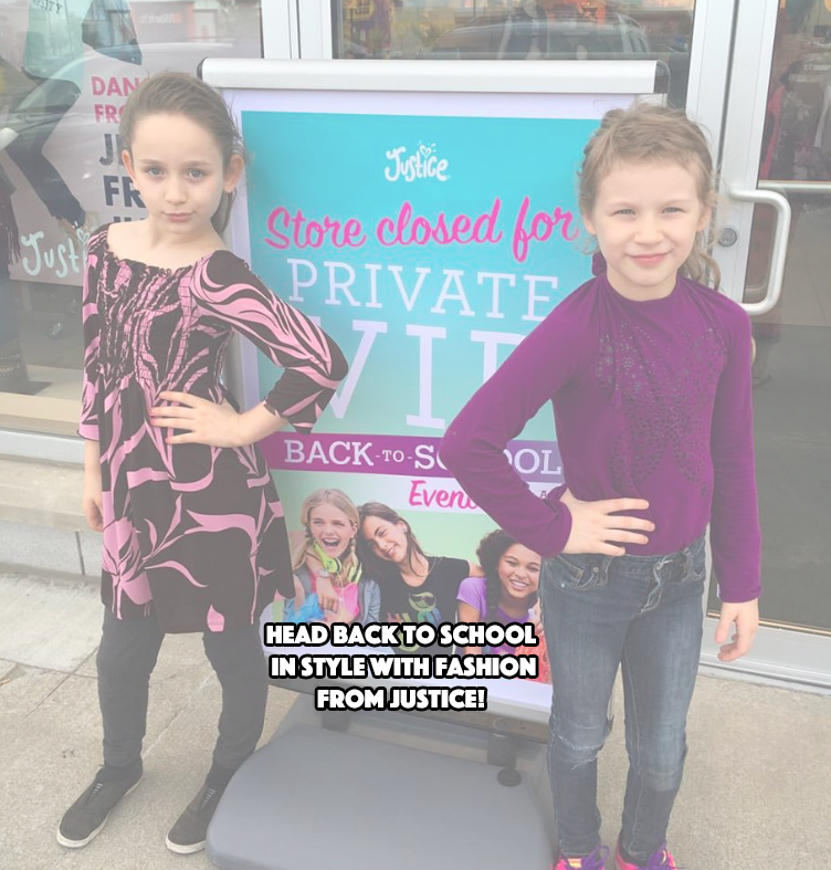 Head Back to School in Style With Fashion From Justice!
