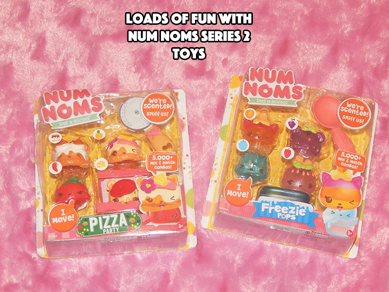 Loads of Fun With Num Noms Series 2