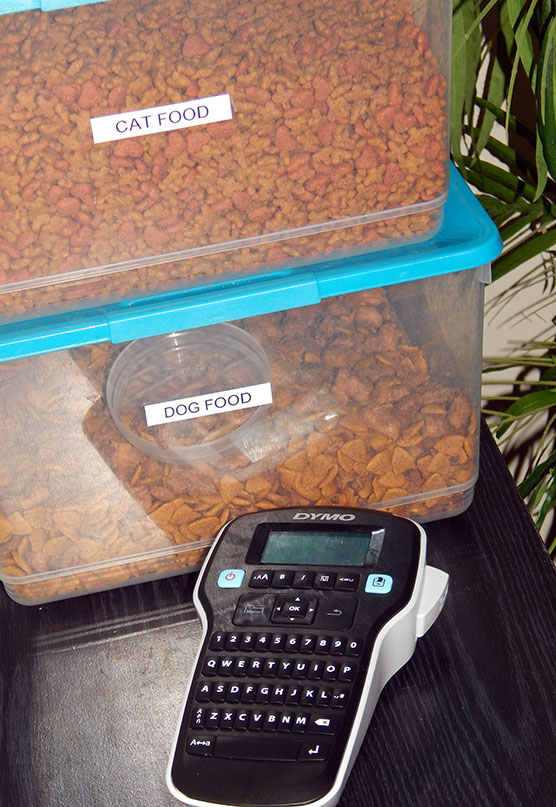 Making Life Easier With the DYMO® LabelManager™ 160P Label Maker