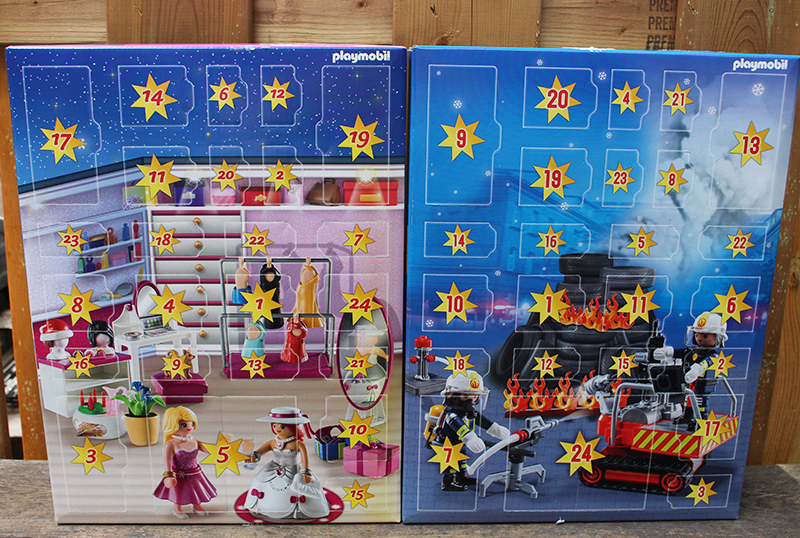 Be Rid of Chocolate This Holiday Season – Do Advent Calendars a New Way With Playmobil