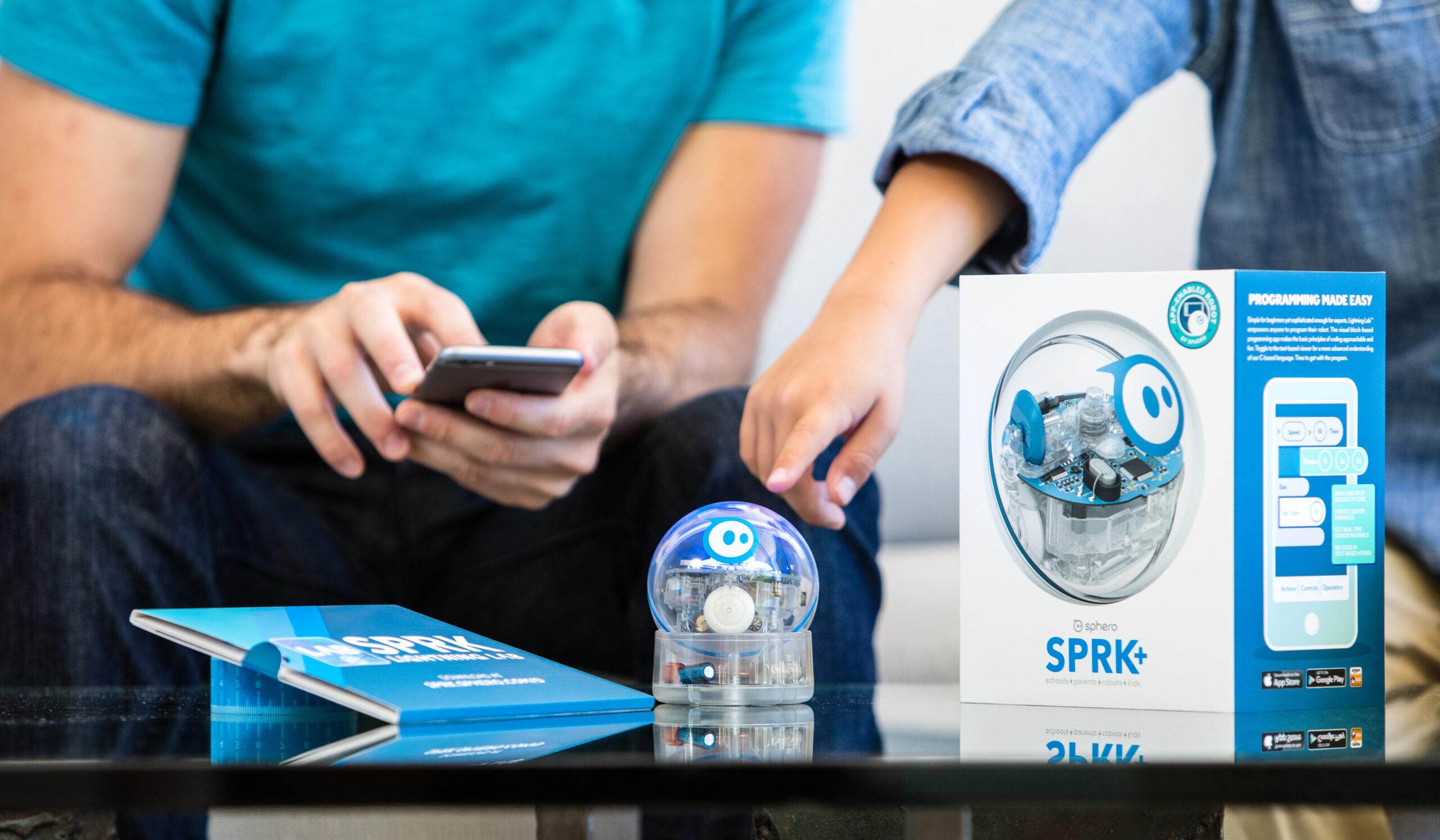 Inspire Curiosity, Creativity and Innovation With the Sphero SPRK+