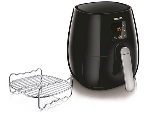 Change The Way You Make Meals Thanks to The Philips Airfryer With Rapid Air Technology