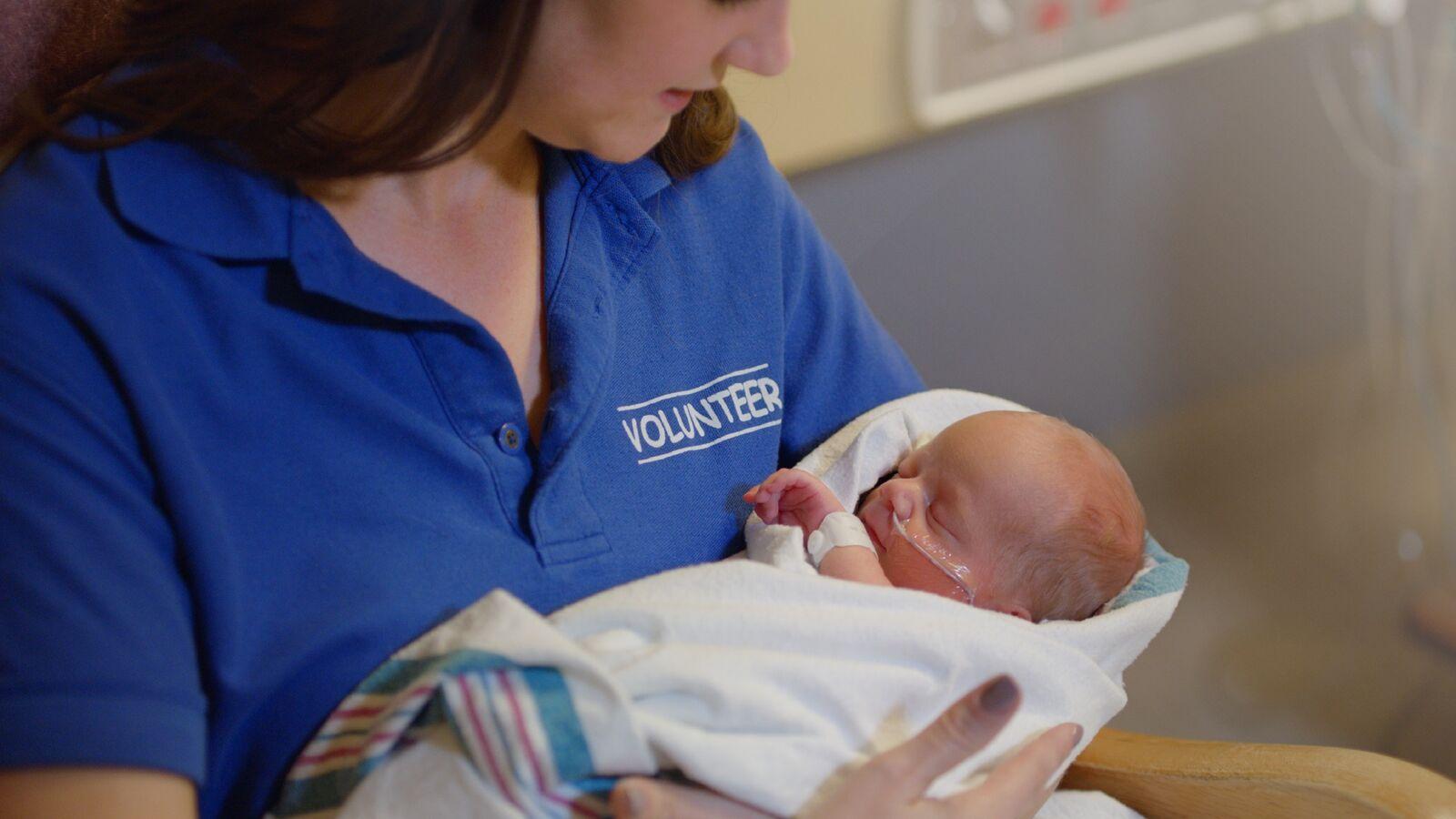 November 17th – World Prematurity Day #NoBabyUnhugged