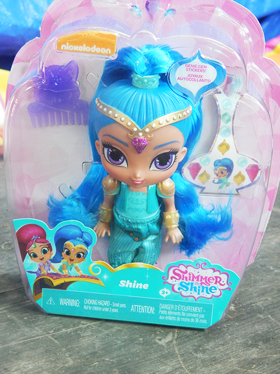 Playtime is Pure Magic With Shimmer and Shine!