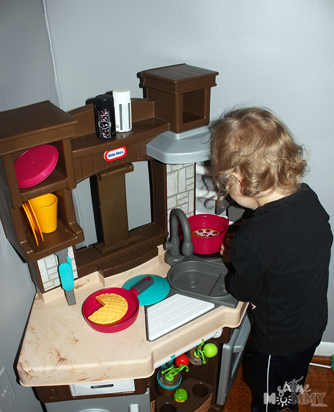 Get Them Cooking Away With The Little Tikes Cook N Learn