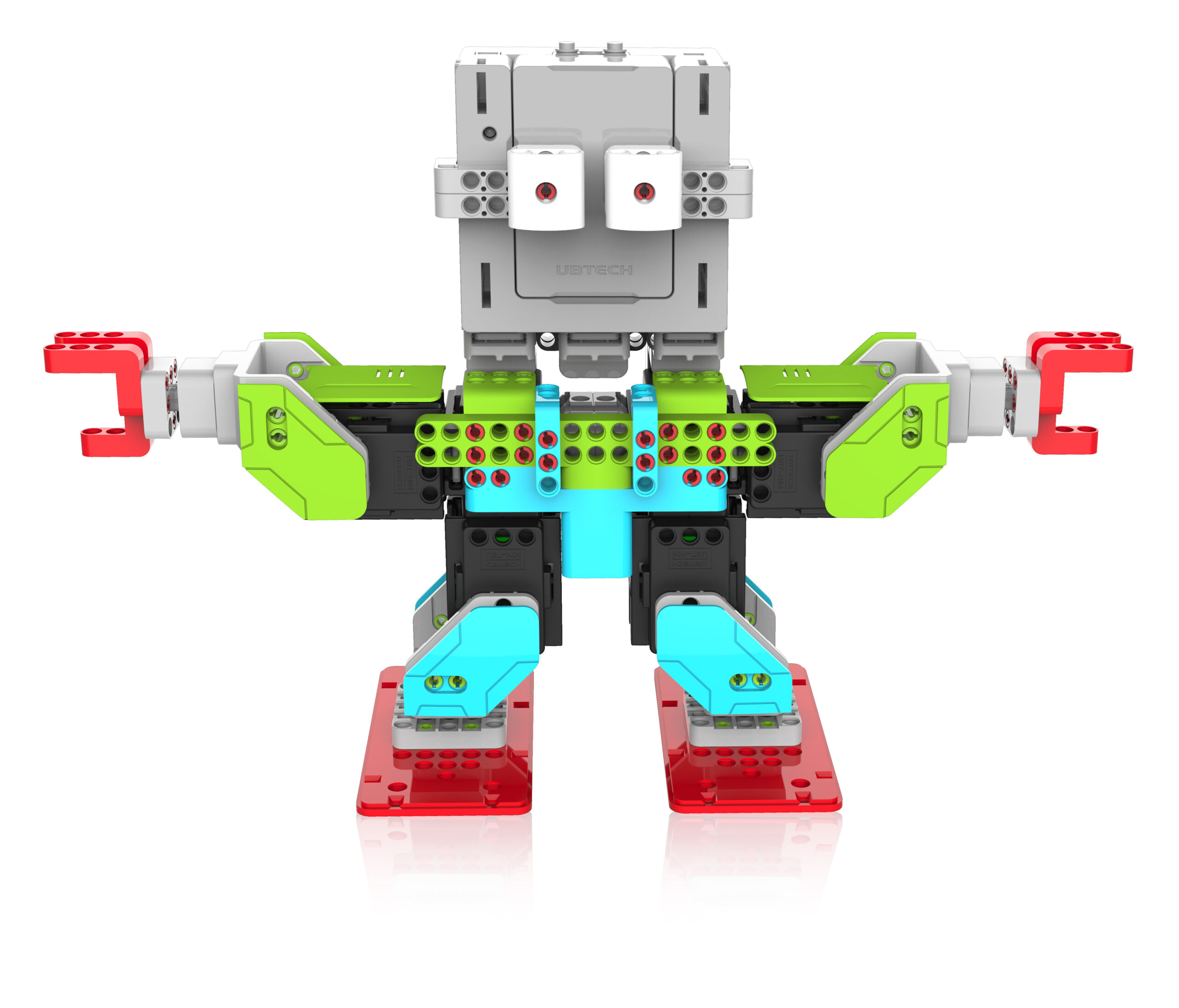 Must-Have Tech Toy This Holiday Season: UBTECH's Jimu Robot