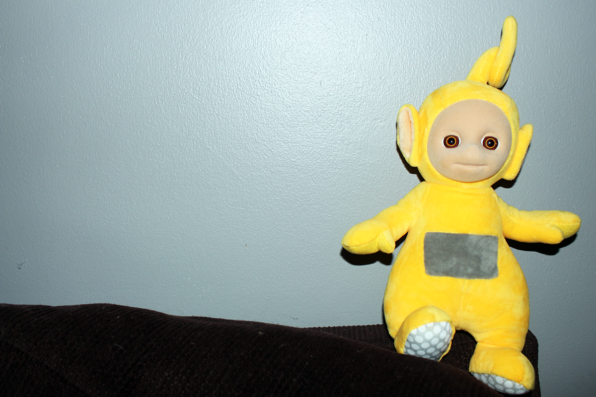 They're Back! It's Teletubby Time!
