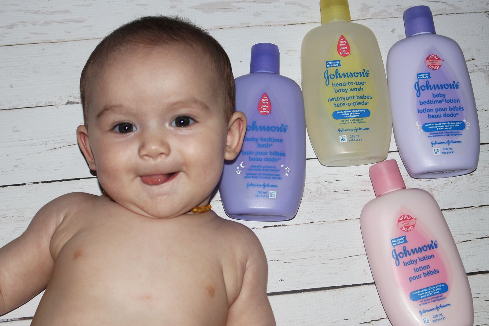 Our Routines Just Wouldn't be The Same Without JOHNSON'S® BABY