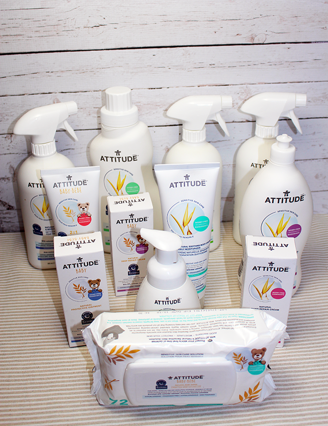 Attitude Living's New SENSITIVE SKIN Line is Here and It's AMAZING! + GIVEAWAY!