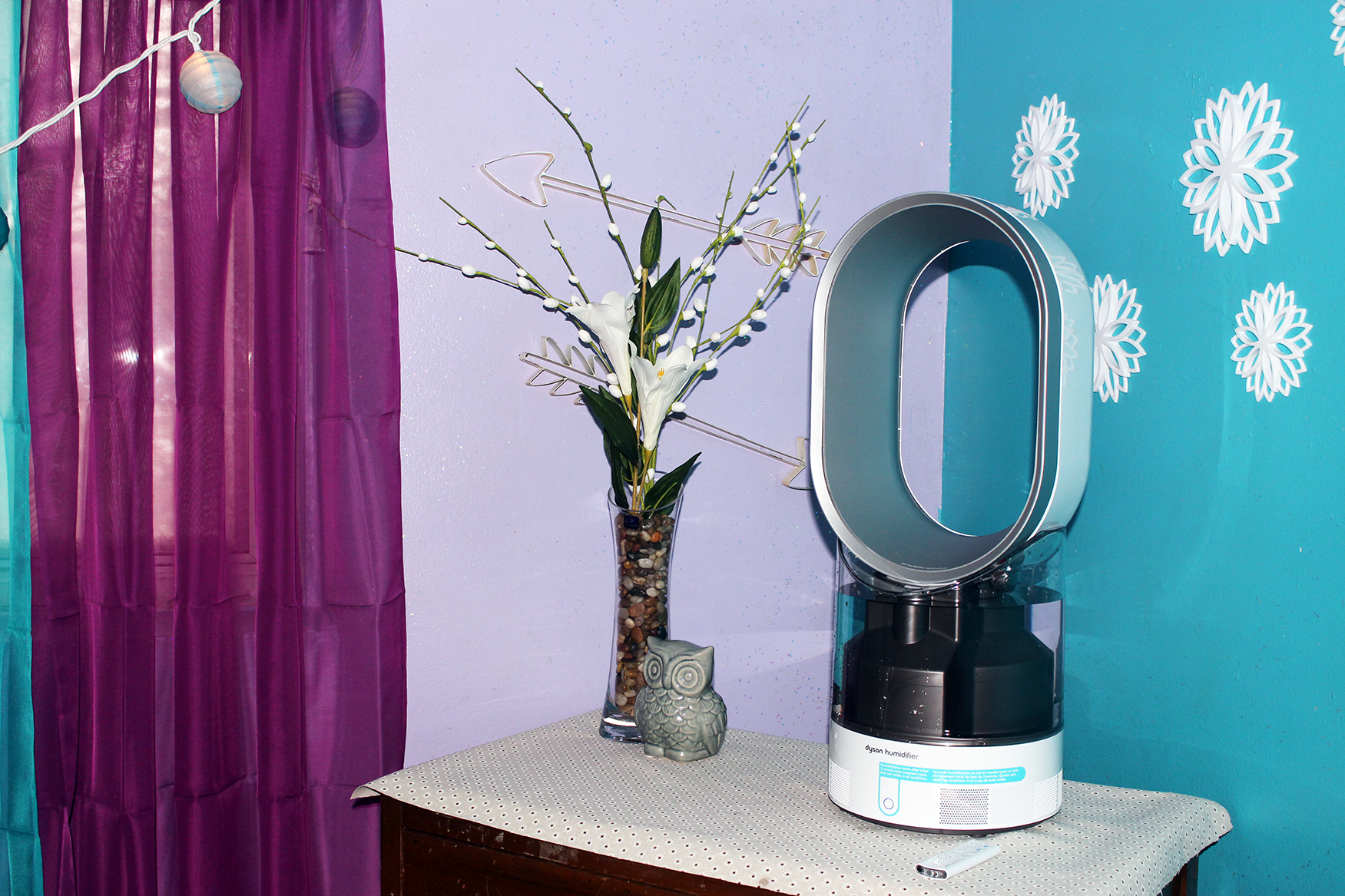 Dyson Humidifier: Hydrated Clean Air For The Whole Family