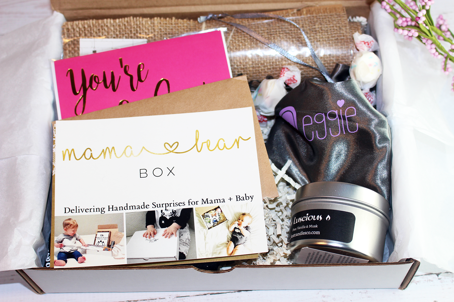 Mama Bear Box: For All The Mama Bears Out There