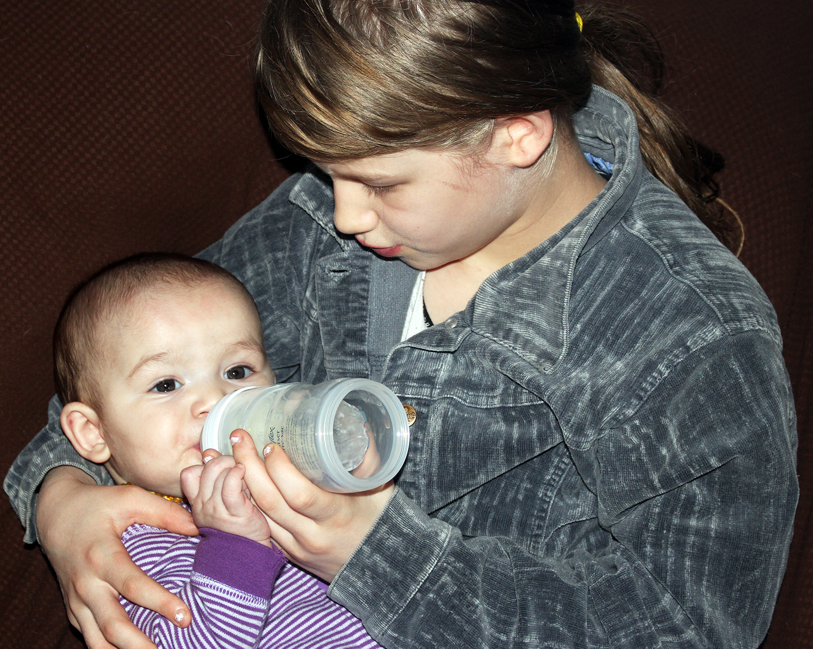 The Bottle For Exclusively Breastfed Babies — It REALLY Works! #PlaytexMoms #ForBetterBeginnings
