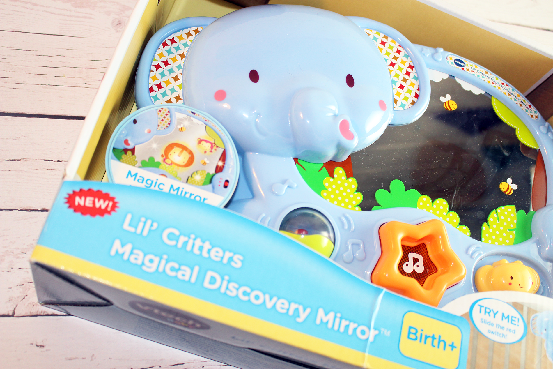 Lil' Critters Magical Discovery Mirror from VTech