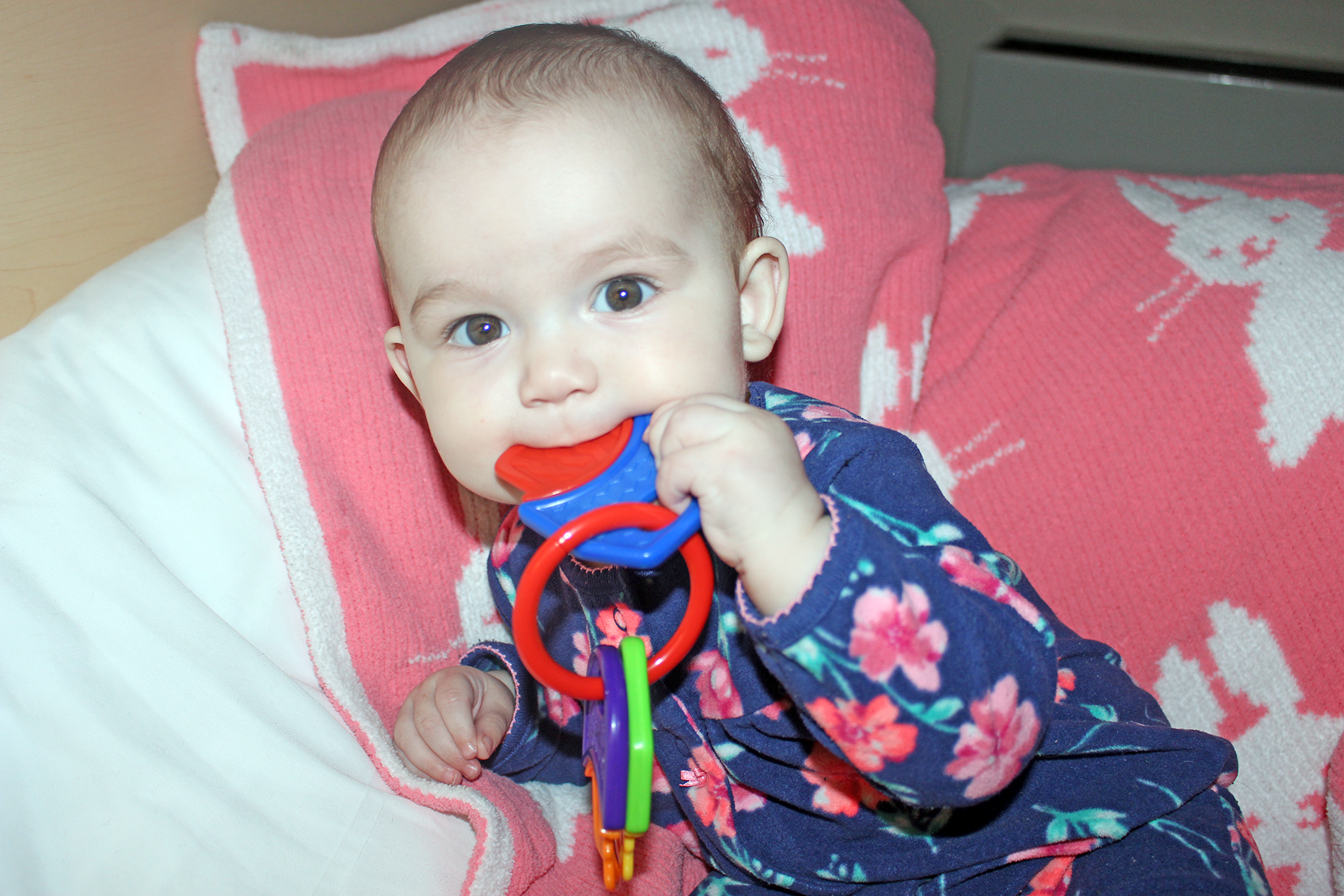 Different Ways to Make Teething Easier