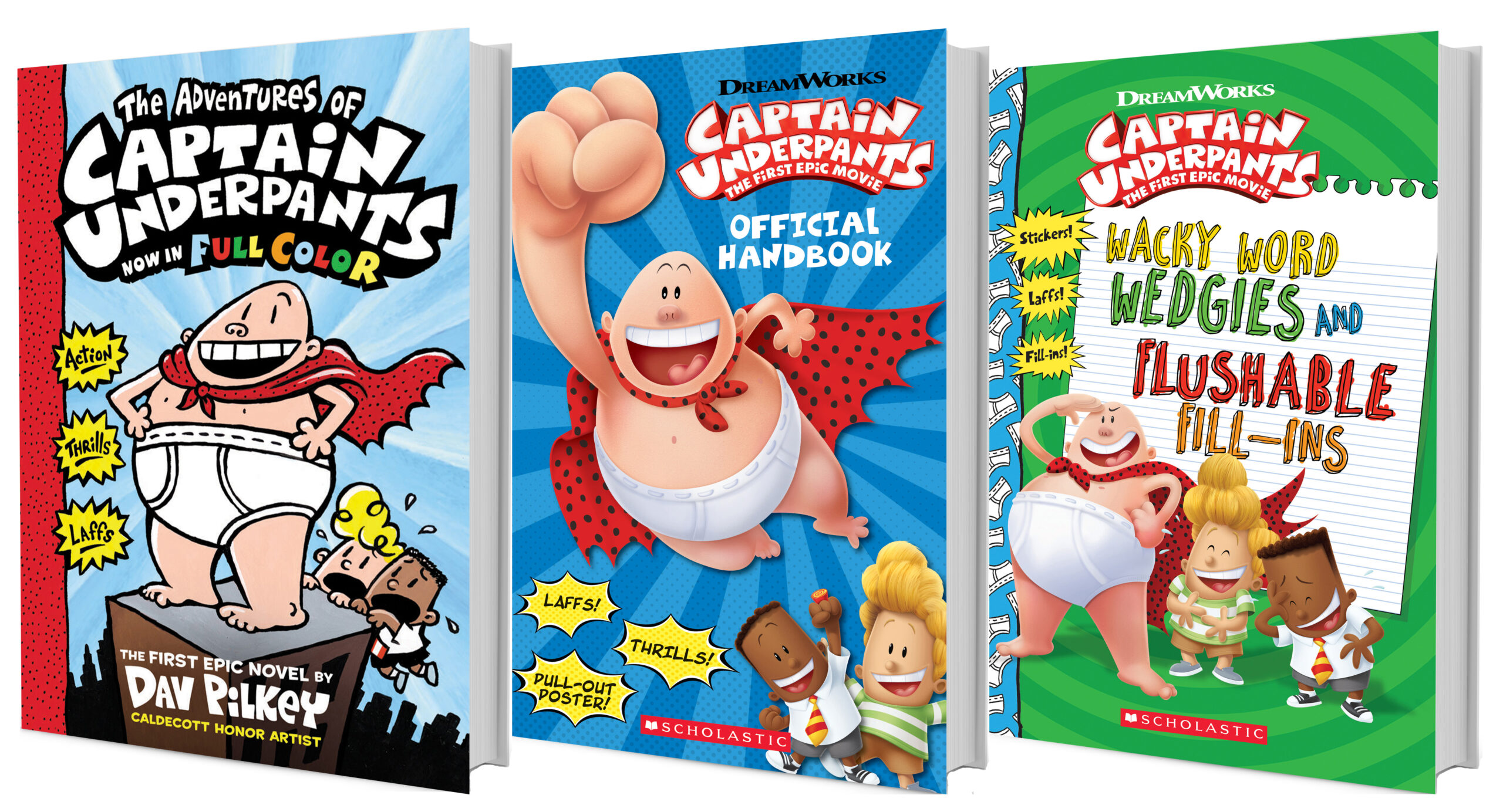 """Get Excited for The """"Captain Underpants: The First Epic Movie"""" With This Giveaway!"""