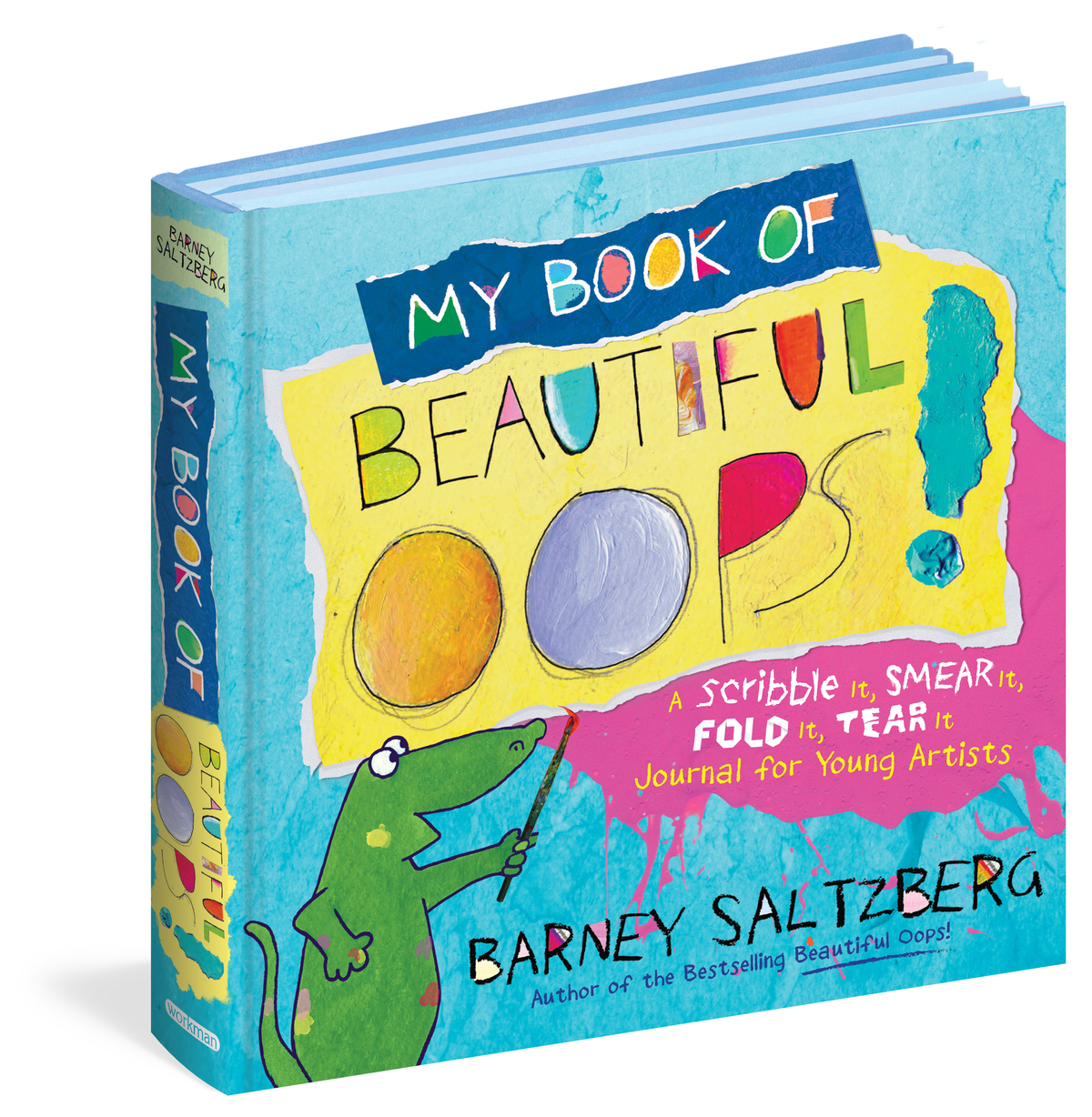 My Book of Beautiful Oops in Stores Now + GIVEAWAY!