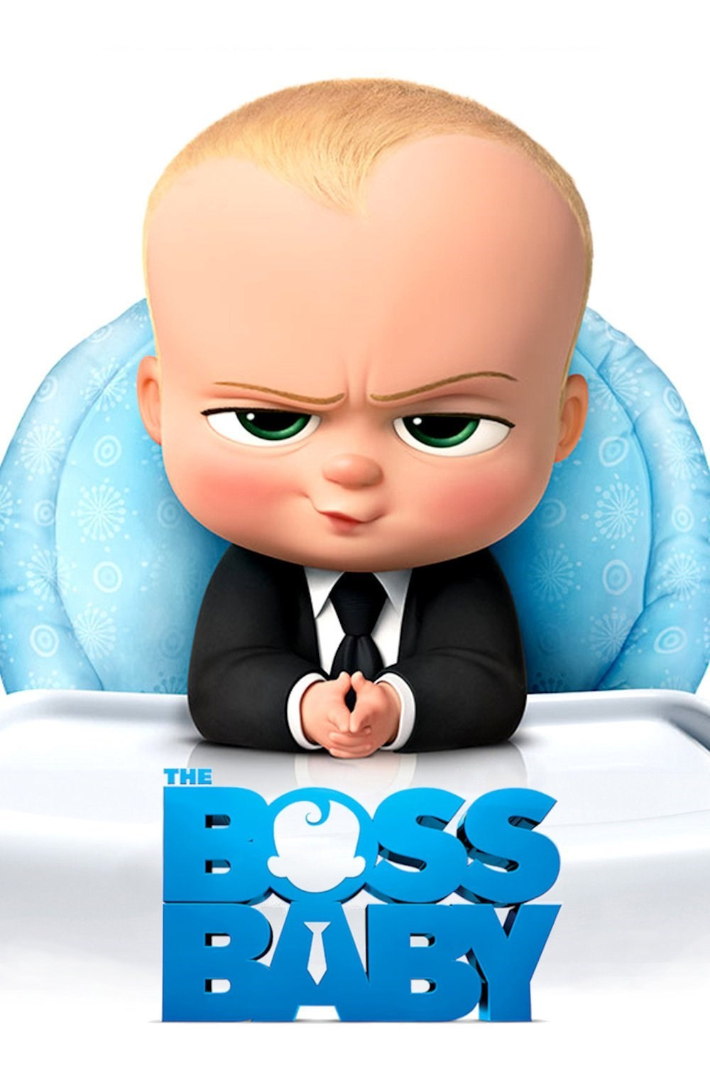 Family Movie Night With Boss Baby – Now on Blu-ray DVD!