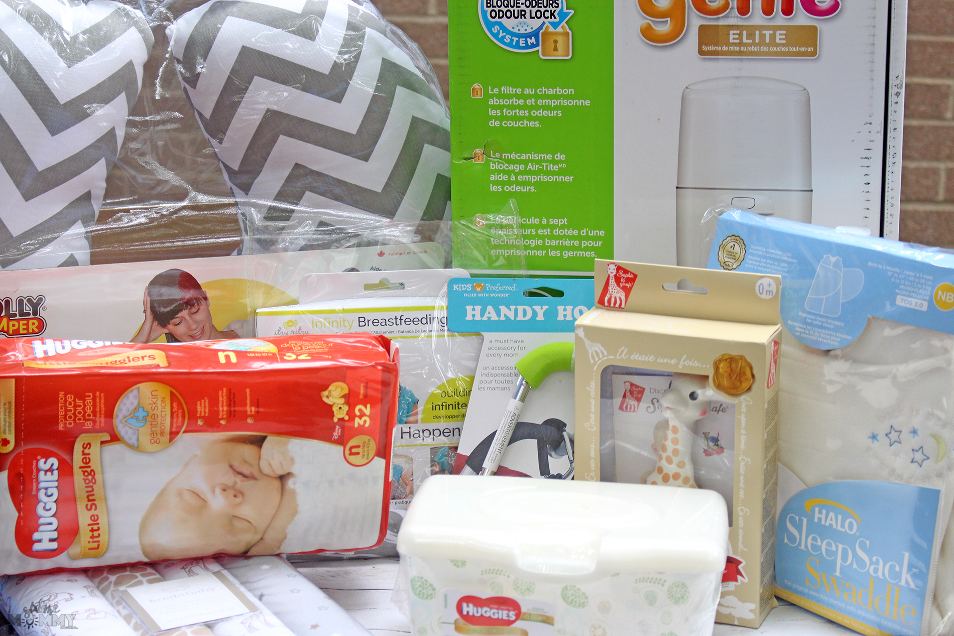 What Must Have Items Should You Include On Your Baby Registry? + GIVEAWAY!