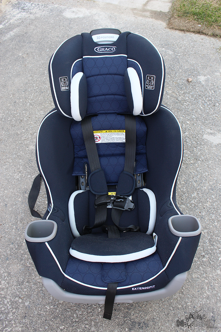 I Have To Say One Of My Favourite Features This Car Seat Is The Price Not Only Does Extend2fit Convertible Transition With Your Child From
