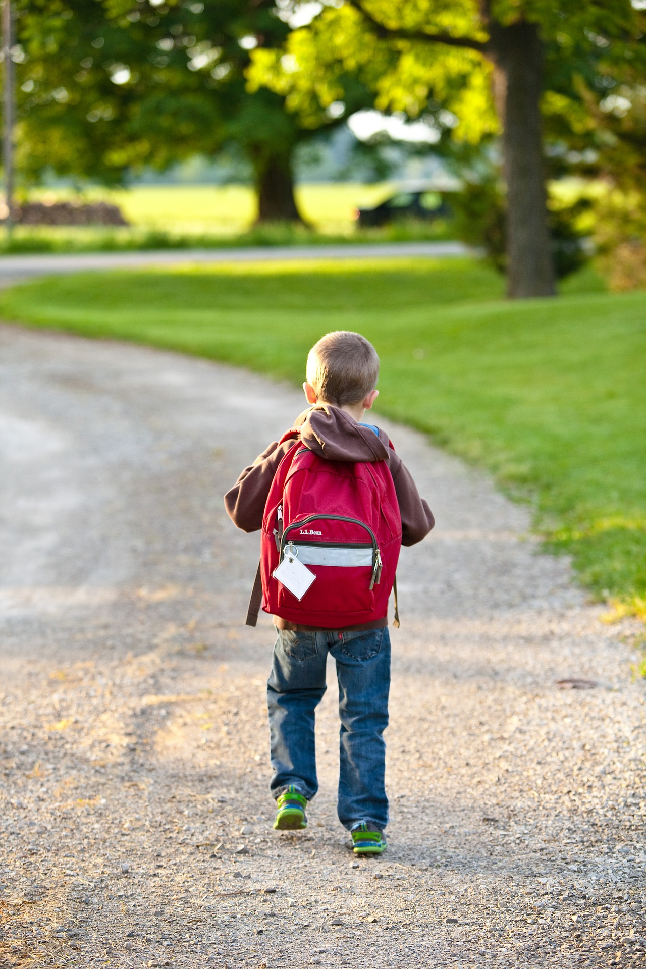 Back-to-School: Back Health Is Essential For Our Little Learners