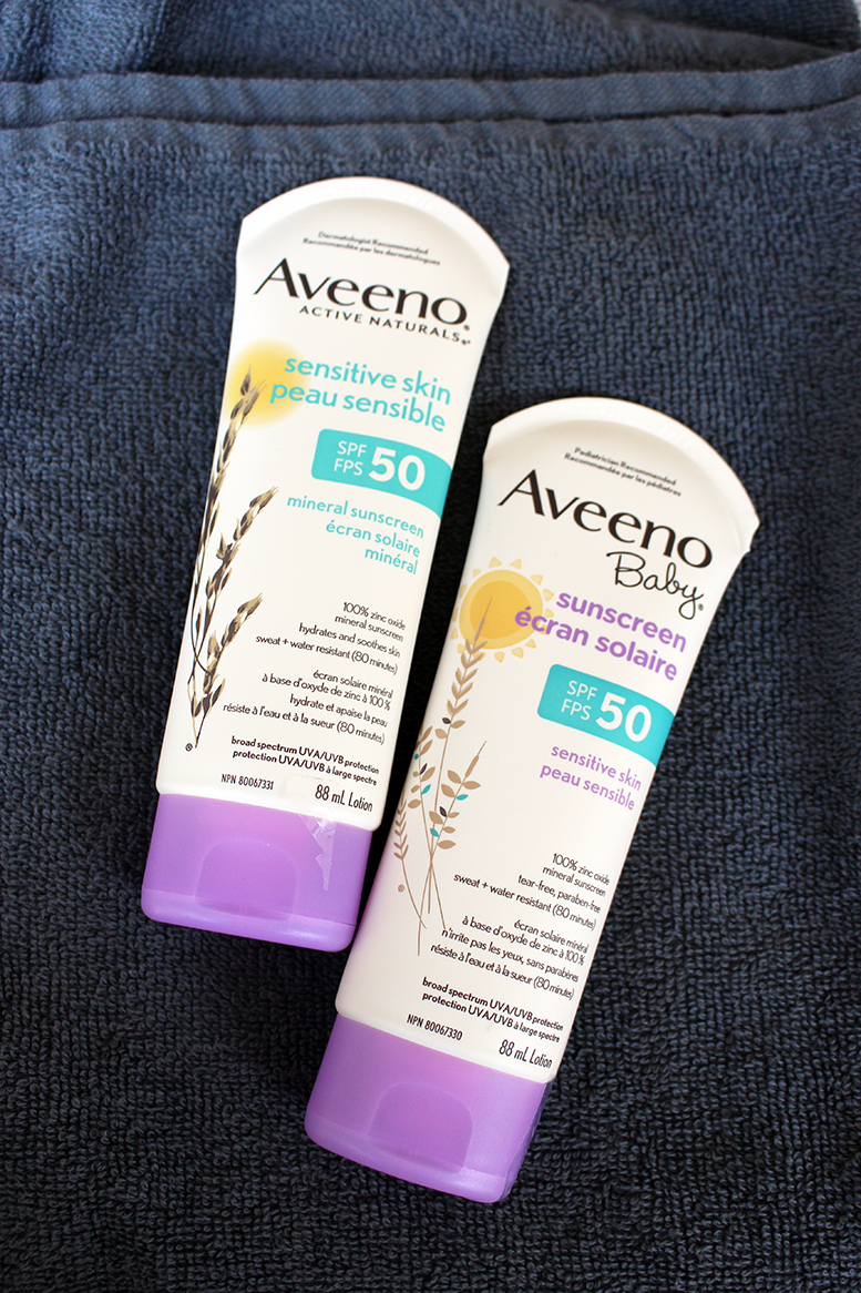 Lathering Up With AVEENO is Important Even in the Fall #AveenoCA