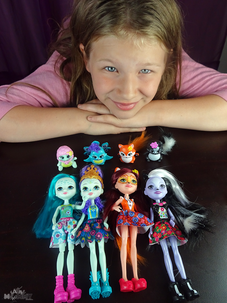 New Enchantimals Dolls: Where Caring is Our Everything