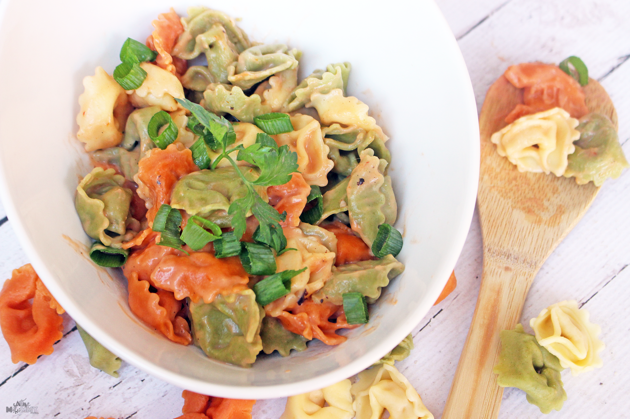 Quick & Easy Tortellini with Creamy Rosé Sauce