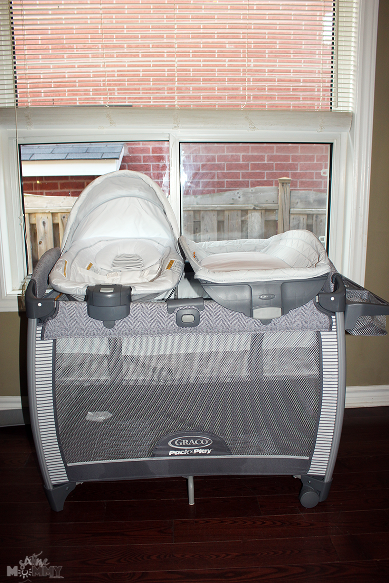 Graco Pack 'n Play Quick Connect With Portable Bouncer Review