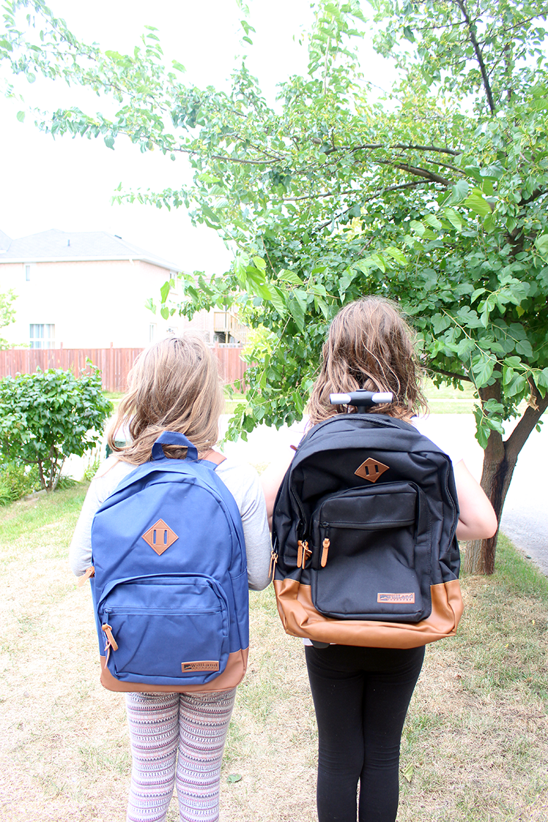 Send Them Back-to-School Prepared With WillLand Bags! #BackToBackpacks