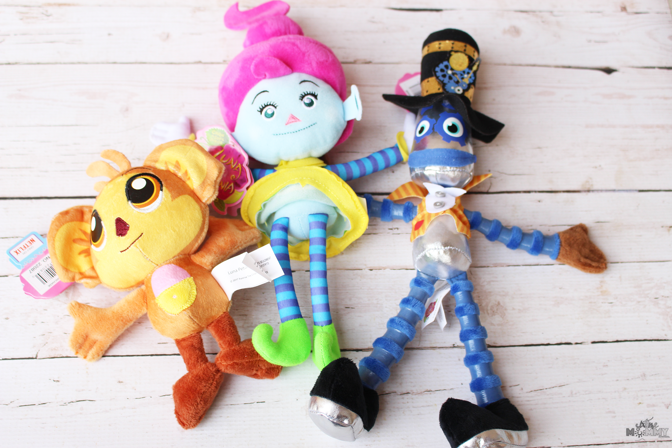 Fun With Luna Petunia Dolls and Playsets!