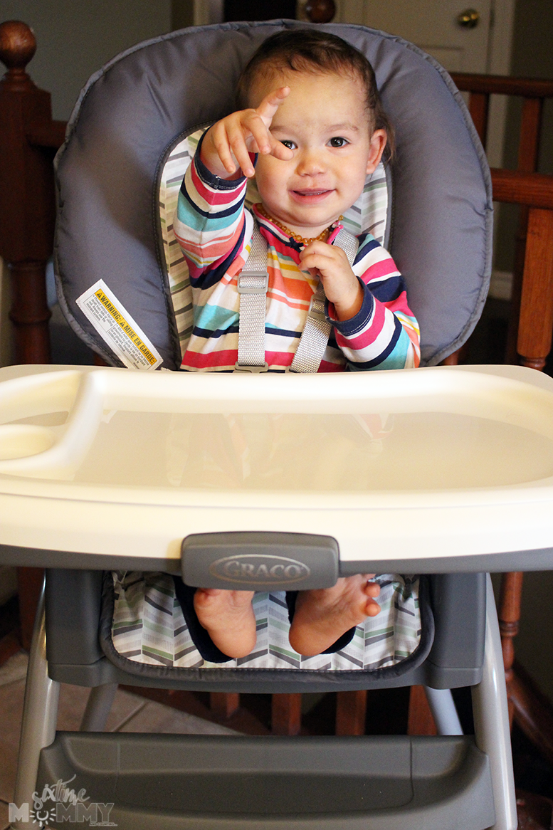Busy Mornings Made Easier with The Table2Table Highchair