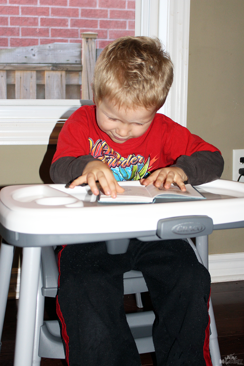 Table2Table Highchair From Graco Review