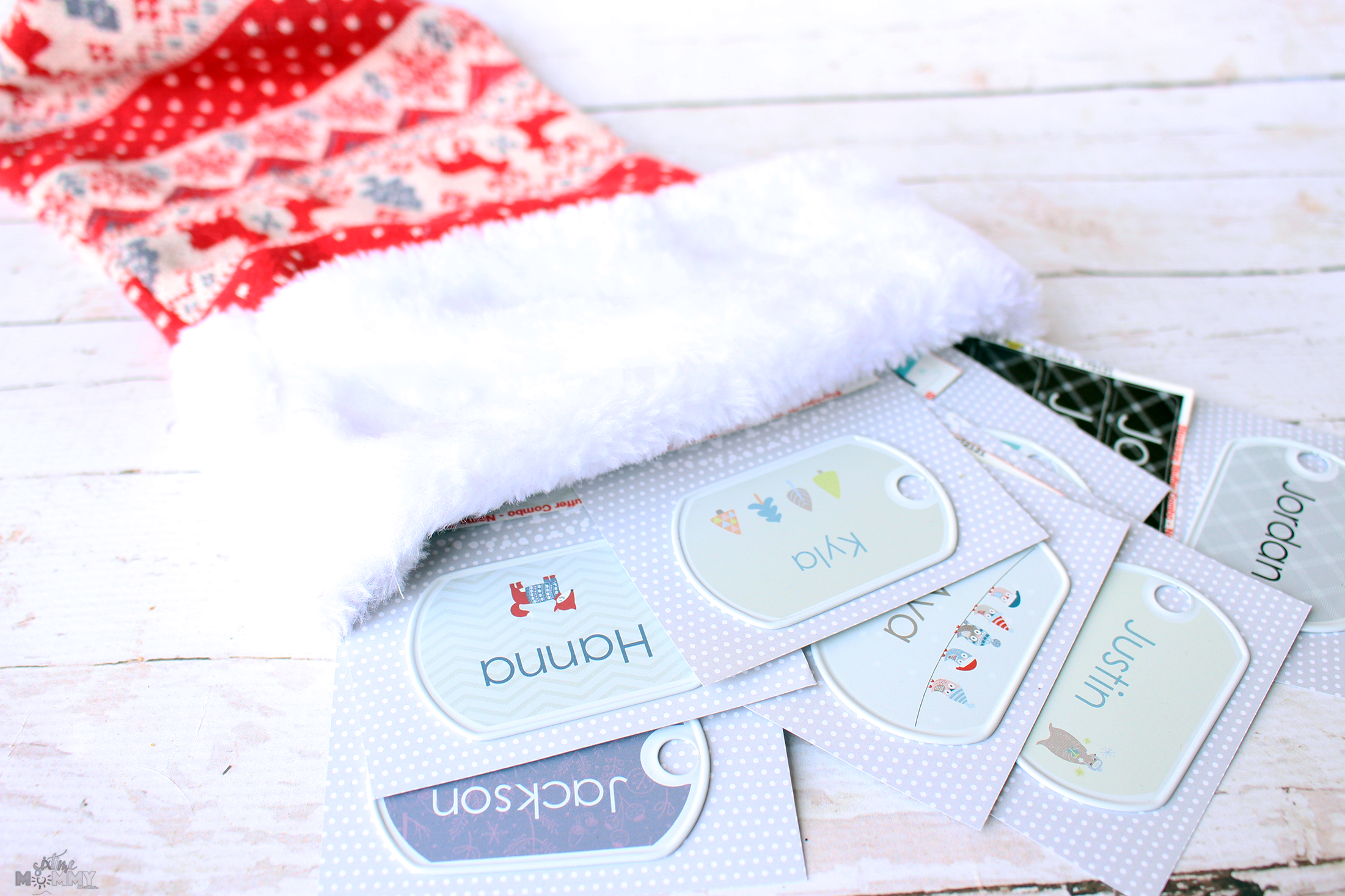 Perfect Holiday and Stocking Stuffer Idea: Label It All With Mabel's Labels